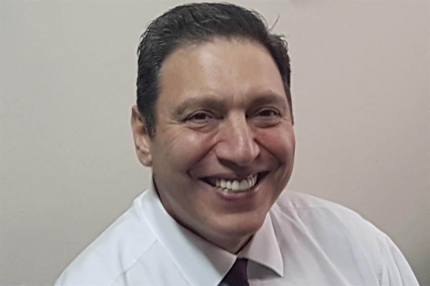 Mustafa Yalcin, Global DMC Partners managing director, Eurasia