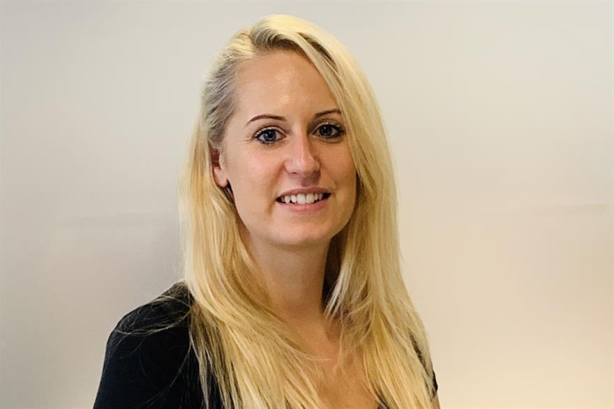 Zoe Daniels, director of client experience
