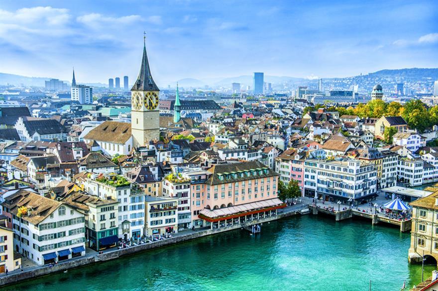 Zurich (Credit: iStock)