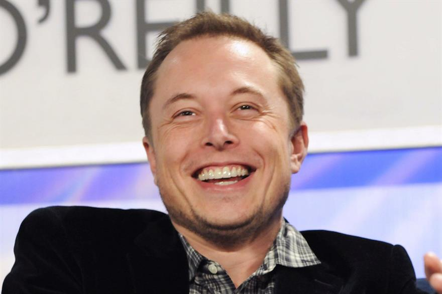 Elon Musk isn't joking about sending a Tesla to Mars