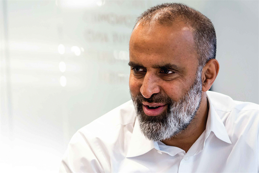 Ismail Amla, chief growth officer, Capita Consulting