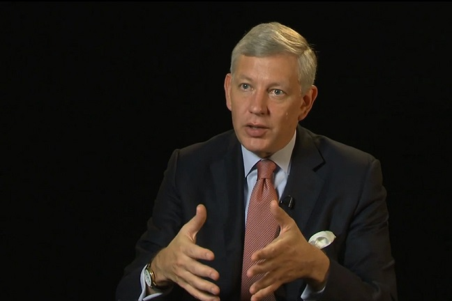 McKinsey head Dominic Barton: 'We don't dominate the brain pool'