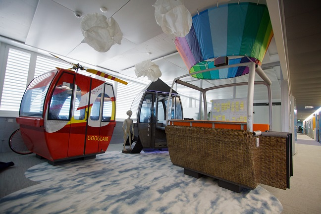 Six Of The Uk S Coolest Offices