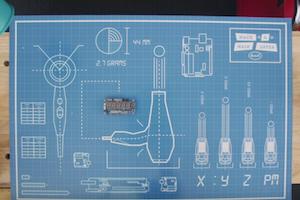 A still from the IBM video