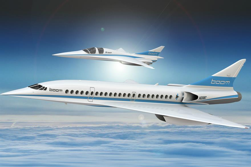 Centennial's Boom Supersonic partners with Japan Airlines on orders, $10M investment