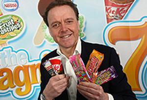R&R Ice Cream chairman James Lambert