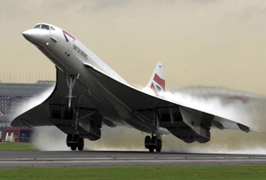 Concorde was retired in 2003