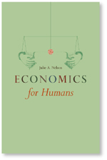 £conomics for Humans by Julie Nelson