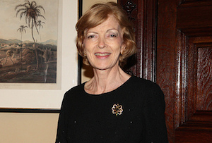 Former City of London Lord Mayor Fiona Woolf
