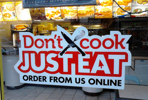 Don't eat? Two-thirds of takeaways say Just Eat's fees are unfair