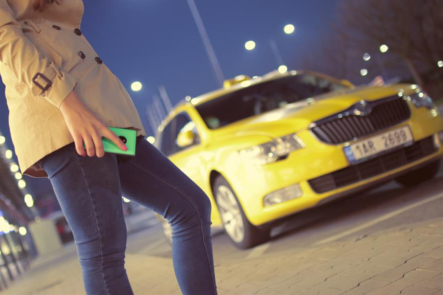 Who are Uber's main rivals?