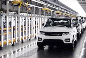 Credit: Jaguar Land Rover