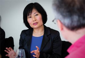 Professor Chizu Nakajima