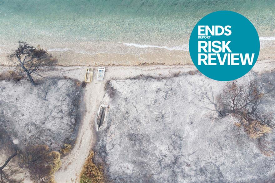 Climate risk: less than a fifth of companies have at least one board member with climate change-related expertise