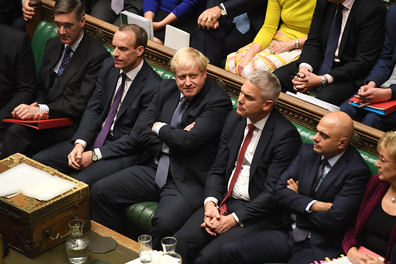 The government appears to have watered down its green non-regression pledge. Photograph: UK Parliament