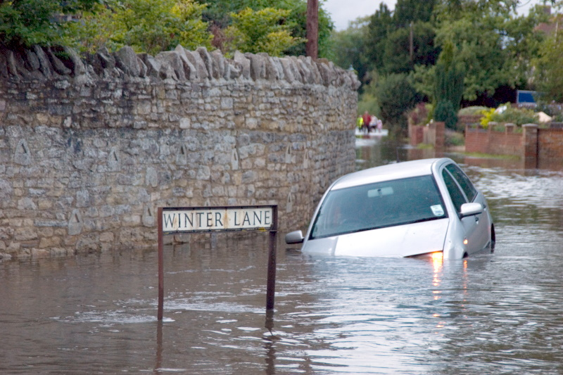 Government is to tighten planning rules for flood risk areas. Photograph: ProjectB / Getty Images