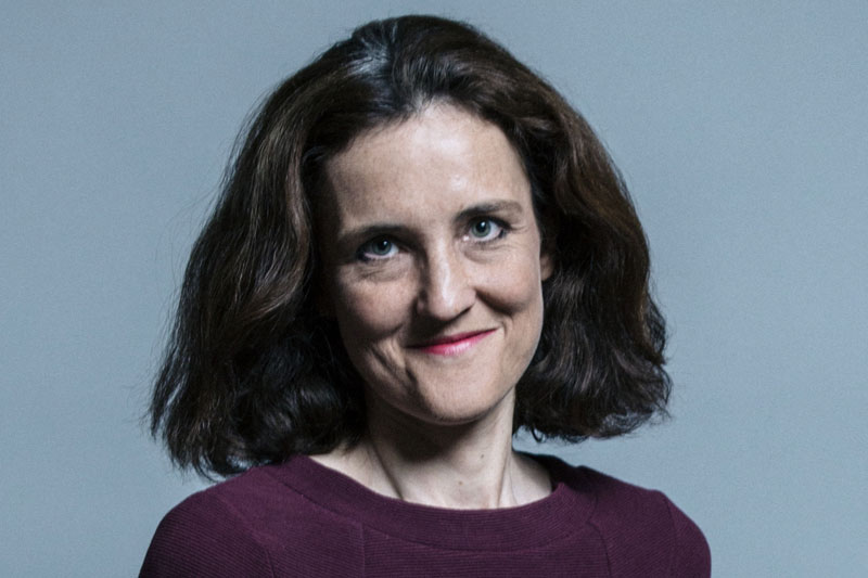 Environment secretary Theresa Villiers has picked Robert Rams as her new special adviser. Photograph: UK Parliament