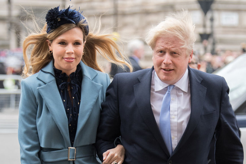 Some believe Symonds has persuaded Johnson to take a greener tack. (Photo by Samir Hussein/WireImage)