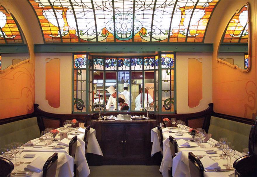 Brussels' top dining experiences for corporate groups