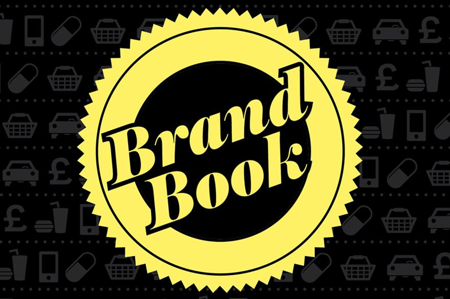 Brand Book cover logo
