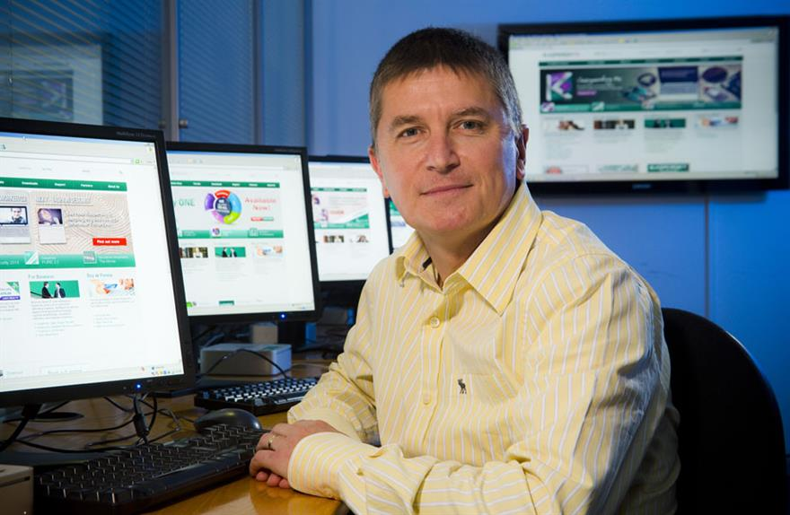 Kaspersky Lab's head of marketing David Preston is an advocate of technology in events