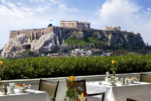 Athens' event offer