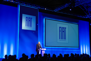 Fiat invites group dealers to network conference