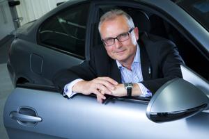Corporate profile: Bob Jordan, BMW Financial Services