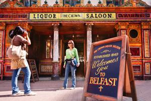 Belfast's networking options