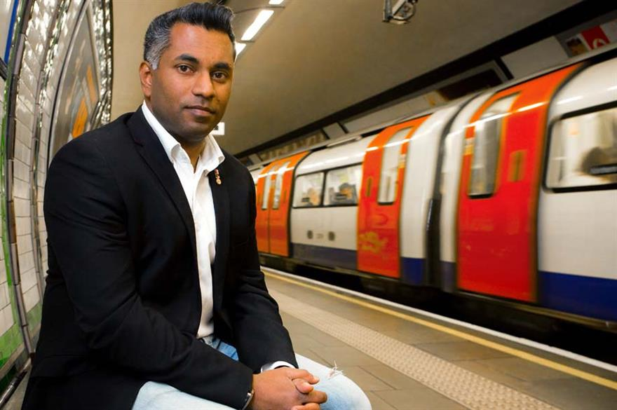 Ajit Chambers: Transforming London's Underground stations into events space