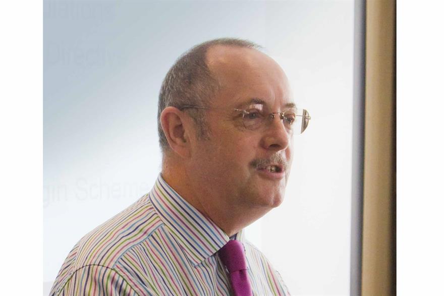 Eventia's Brian Kirsch will meet HMRC over TOMS