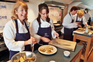 UK Team Building: 5 of the best gourmet options