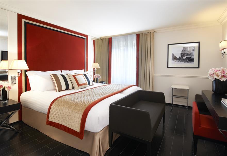 Resultado de imagen de hotel castille paris
