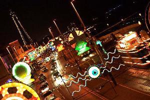 Lancashire & Blackpool: Northern lights