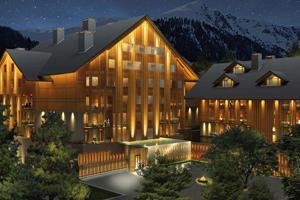 The Chedi Andermatt to open in 2013