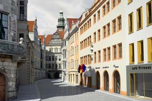 Swissotel Dresden Am Schloss to open in April