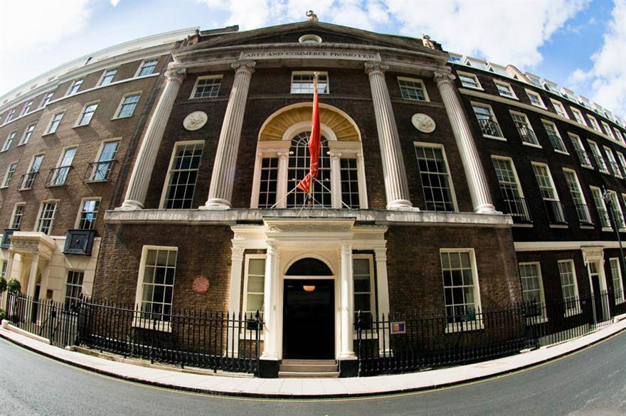 RSA House, London