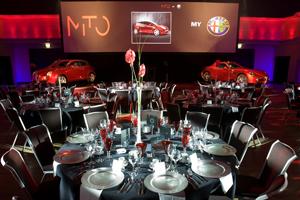 Alfa Romeo MiTo launch