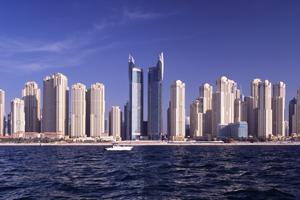 J  Ray McDermott in Dubai