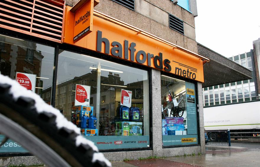 Halfords appoints Fresh Group