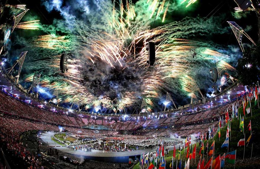 London 2012 Olympic Games was a highlight of the year