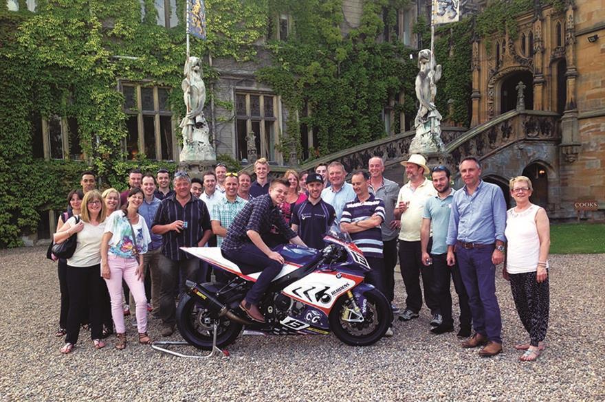 Alan Wood & Partners' teambuilding event