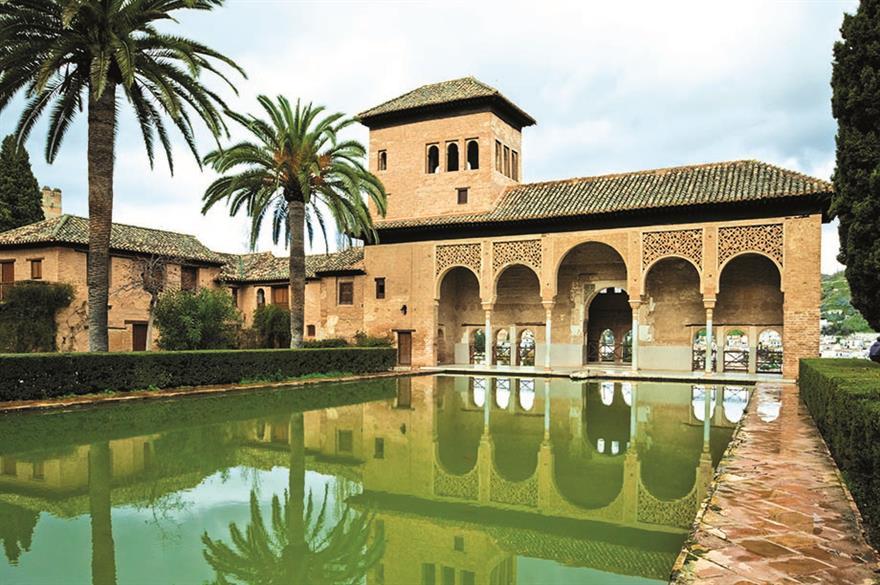 Alhambra Palace, Granada, Spain (©iStockphoto.com)