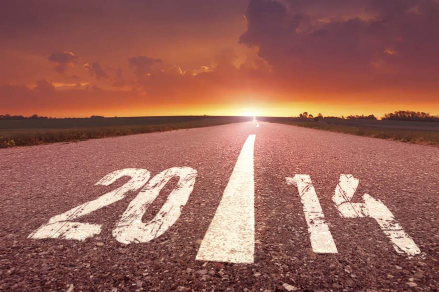 Agencies and corporates optimistic about 2014