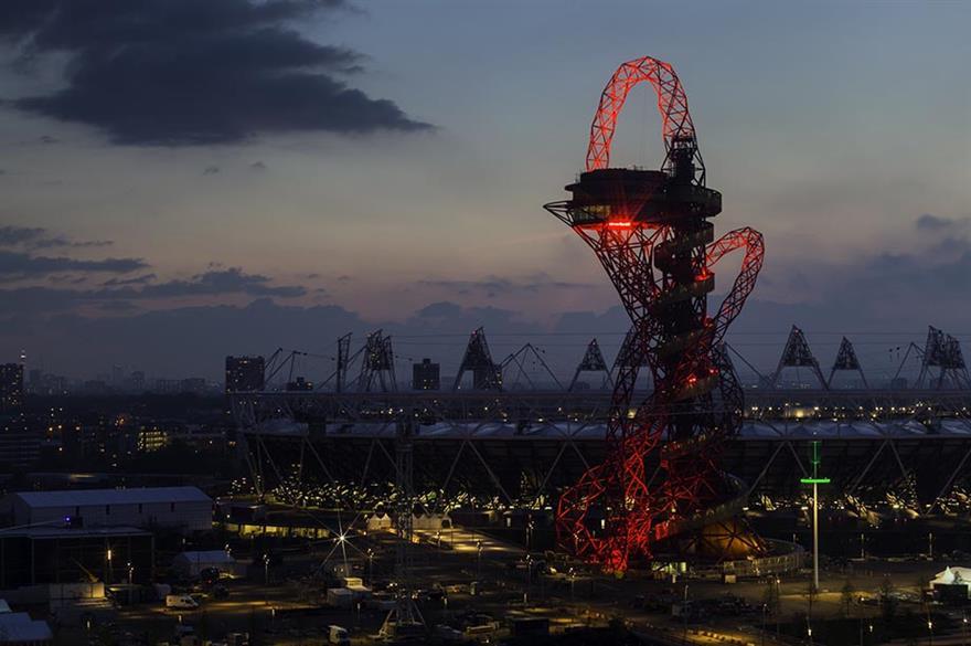 ArcelorMittal Orbit, Queen Elizabeth Olympic Park, London