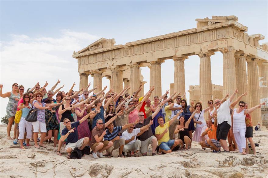 AstraZeneca AZ Academy 2012 incentive, Athens