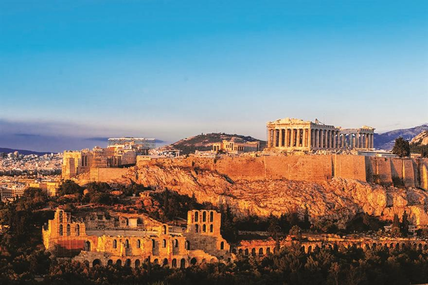 Janssen picked Athens for its EMEA Management Forum