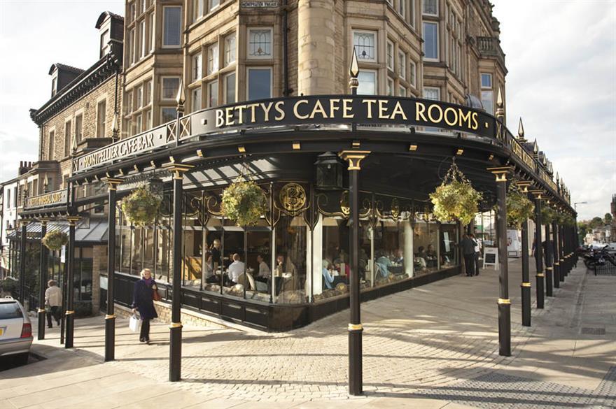 Bettys Cafe Tea Rooms, Harrogate