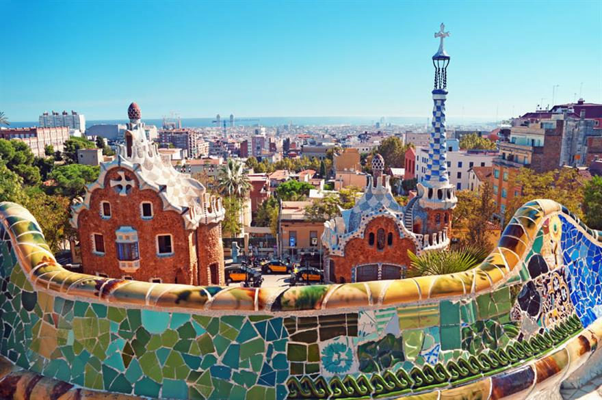 Brother UK ran a sales incentive trip to Barcelona, Spain