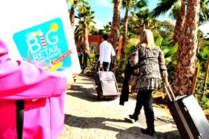 TUI conference, Algarve, Portugal